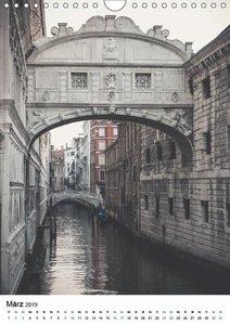 Venedig - Stille Ansichten (Wandkalender 2019 DIN A4 hoch)