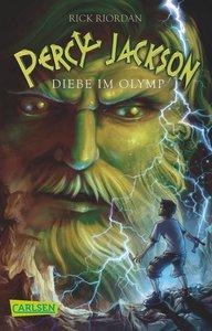 Percy Jackson 01: Diebe im Olymp