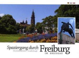 Spaziergang durch Freiburg