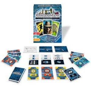 Ravensburger 207619 - Scotland Yard - Das Kartenspiel