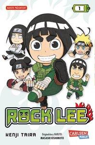 Rock Lee, Band 1