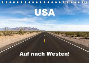 USA - Auf nach Westen!