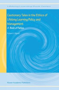 Cautionary Tales in the Ethics of Lifelong Learning Policy and M
