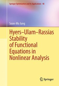 Hyers-Ulam-Rassias Stability of Functional Equations in Nonlinea