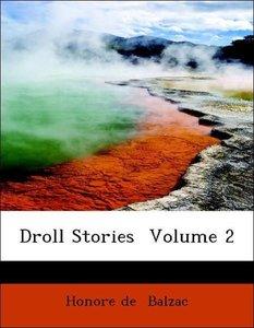 Droll Stories Volume 2
