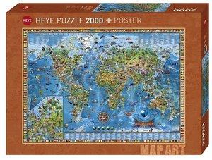 Amazing World Puzzle