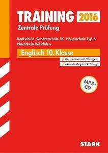 Training Englisch mit MP3-CD Zentrale Prüfung Realschule/Hauptsc