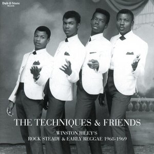 Winston Riley\'s Rock Steady & Early Reggae