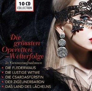 Die größten Operetten-Welterfolge
