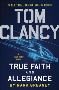 Untitled Clancy Jack Ryan Novel 2016