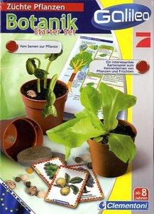 Züchte Pflanzen, Botanik Starter Set (Experimentierkasten)
