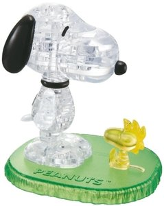 Snoopy Woodstock (Puzzle)