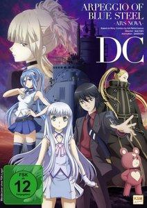 Arpeggio of Blue Steel Ars Nova - DC, 1 DVD