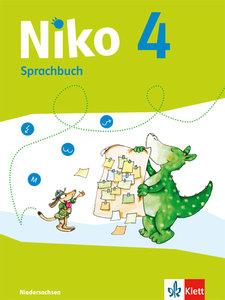 Niko. Sprachbuch. 4. Schuljahr. Ausgabe für Niedersachsen ab 201