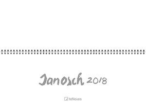 Janosch 2018 Tischkalender