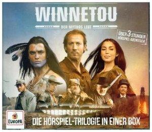 Winnetou-3er Box/Winnetou - Der Mythos lebt (Das Hörspiel zum TV