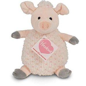 Teddy Hermenn 93873 - Schwein Truffle, 20 cm, Stofftier