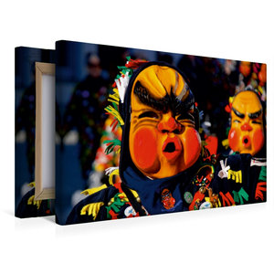 Premium Textil-Leinwand 45 cm x 30 cm quer Pfäläller