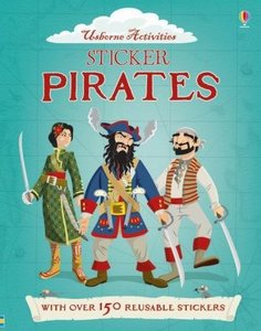 Sticker Dressing Pirates