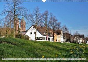 Leverkusen Hitdorf Wiesdorf Opladen (Wandkalender 2020 DIN A3 qu