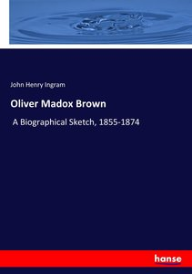 Oliver Madox Brown