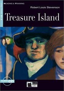 Stevenson, R: Treasure Island/Buch und CD