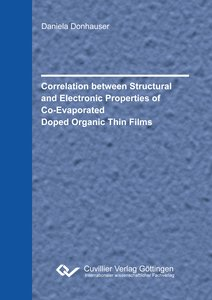 Correlation between Structural and Electronic Properties of Co-E