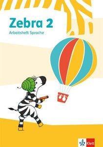 Zebra 1. Arbeitsheft Sprache