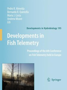 Developments in Fish Telemetry
