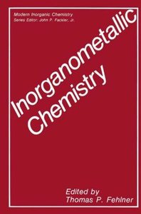 Inorganometallic Chemistry