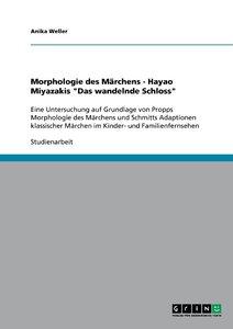 """Morphologie des Märchens - Hayao Miyazakis """"Das wandelnde Schlos"""