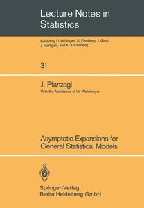 Asymptotic Expansions for General Statistical Models