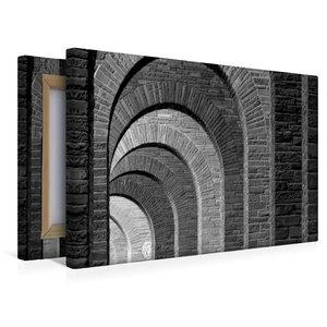 Premium Textil-Leinwand 45 cm x 30 cm quer Bad Eilsen - Unter de