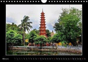 Vietnam - Land der Kontraste 2018 (Wandkalender 2018 DIN A4 quer