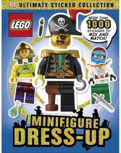 LEGO Minifigure: Dress-Up! Ultimate Sticker Collection