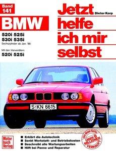 BMW 520i / 525i / 530i / 535i ab Januar 1988. Jetzt helfe ich mi