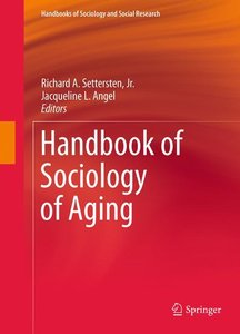 Handbook of the Sociology of Aging