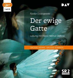 Der ewige Gatte, 1 Audio-CD, MP3