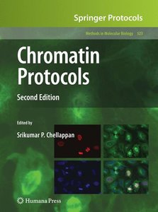 Chromatin Protocols