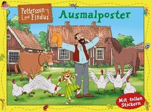 Pettersson und Findus: Ausmalposter