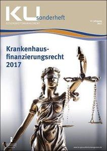 Krankenhausfinanzierungsrecht 2017