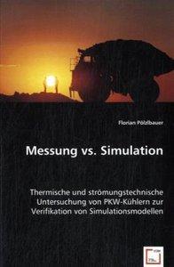 Messung vs. Simulation