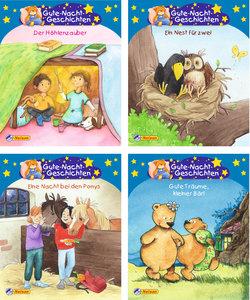 Nelson Mini-Bücher: 4er Gute-Nacht-Geschichten 5-8