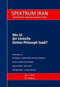 Wer ist der iranische Dichter-Philosoph Saadi?