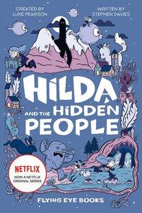 Hilda and the Hidden People. TV Tie-In