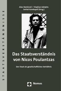 Das Staatsverständnis von Nicos Poulantzas