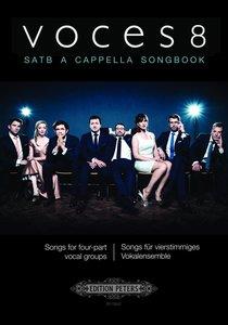 VOCES8 SATB A Cappella Songbook