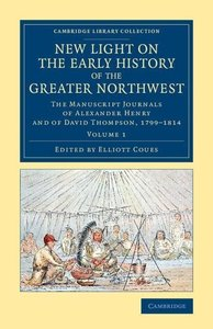 New Light on the Early History of the Greater Northwest