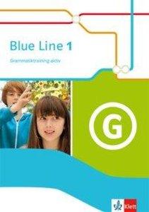 Blue Line 1. Grammatiktraining aktiv. Ausgabe 2014