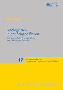 Neologismen in der Science Fiction